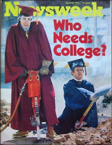 college essays newsweek